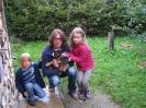Aaron mit Familie M.