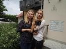 Diantha mit Ute + Melanie